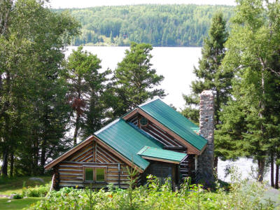 Red Lake Ontario Cabin Rentals - Cochenour Cabin