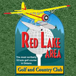 Red Lake Area Golf and Country Club Logo