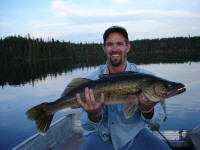 Walleye Fishing Trips